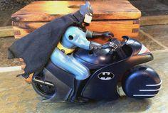 RARE Vintage Estate 1992 Kenner Batman on by MADVintology on Etsy