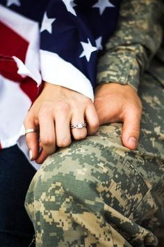 Red white and blue military life military couple photography, wedding и mil