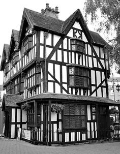 Old House in Hereford