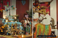 Festival Vida y Muerte Xcaret   Riviera Maya, Mexico http://www.modabookmagazine.com/cinco-razones-por-las-que-amamos-el-festival-de-vida-y-muerte-de-xcaret/