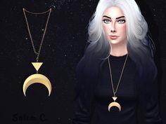 Sims 4 CC's - The Best: Necklace by Salem C.