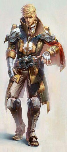 manny a loyal knight