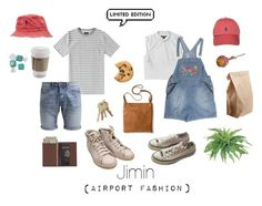 """""""BTS Airport fashion 