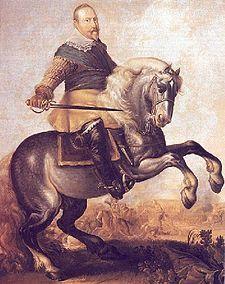 Gustavus Adolphus of Sweden - Wikipedia, the free encyclopedia