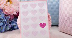 Sydänkortti rakkaalle Office Supplies