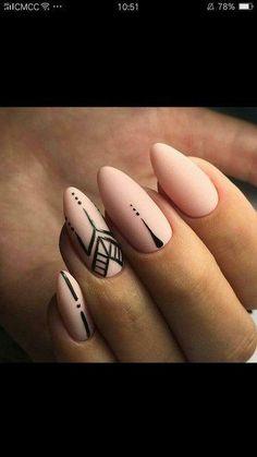 Manik re N gel - Nageldesigns Manik re N gel - AccentNails CoffinNails Manicures manikure nagel NailArt NailArtDesigns NailDesign StilettoNails # Matte Nails, Acrylic Nails, Stiletto Nails, Coffin Nails, Hair And Nails, My Nails, Polish Nails, Nail Swag, Nagel Gel