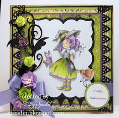 Sweet Hazel from Wee stamps
