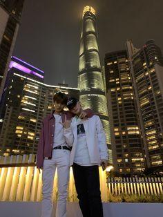 Chance My World (tmtly) SungLe🐥🐬 Nct 127, Shanghai, Nct Debut, Park Jisung Nct, Ntc Dream, Nct Chenle, Sm Rookies, Wattpad, Na Jaemin