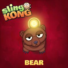 I got Bear! #SlingKong http://onelink.to/slingkong