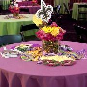New Orleans Saints Party Retirement Parties Bar Mitzvah Corporate Events
