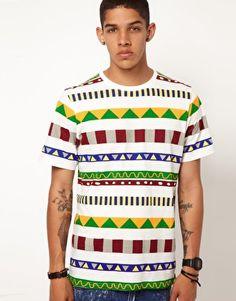 Lazy Oaf T-Shirt with FC Stripe