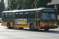 Seattle Gillig Bus