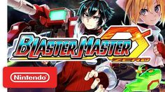 Blaster Master Zero 3DS CIA & Decrypted Rom Download
