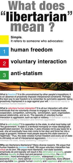 43 Libertarian Ideas Libertarian Libertarian Party Politics