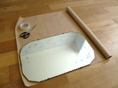 Draw mirror shapes onto paper 1930s Mirrors, Vintage Mirrors, Vintage Bathrooms, Frameless Mirror, Beveled Mirror, Under Stairs Cupboard, Wall Writing, Mirror Shapes, Creative Walls