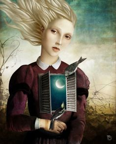 Pop Surrealism Art | Christian Schloe ~ Pop Surrealist Visions | Tutt'Art@ | Pittura ...