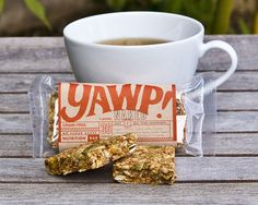 YAWP! Naked Nutrition Bar