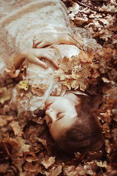 magic-spelldust:  autumn breath 2.0 by Anna1Anna
