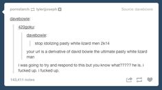 32 Hilarious Responses That Prove Tumblr Is the Best - BlazePress