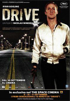 Drive, in onda lunedì 10 settembre alle 21:00 su Sky-Cult.