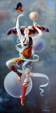Jean-Claude Desplanques 1936 | Normandie | Tutt'Art@ | Pittura * Scultura * Poesia * Musica |
