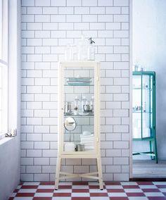 Det ska vara ett glasskåp i vår - Sköna hem