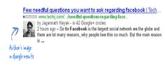 How to Display your Profile Picture in Google Search Results | Tech RJ