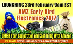 Early Bird 2017 - Over 350 Secret Azon Early Bird Amazon Products - %URL Early Bird 2017  #Early Bird 2017 – Over 350 Secret #Azon Early Bird #Amazon Products Early Bird 2017 – Over 350 Secret Azon Early Bird Amazon Products – Everything That You Need To Make Money As An Amazon Affiliate – #Gaz Cooper strikes again! In this Amazon Product we...