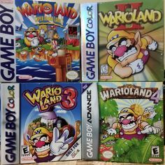 Series Wednesday: Wario Land Series