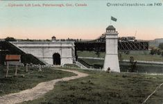 Here Are The Engineers & Designers Behind The Lift Lock & Trent Canal — PtboCanada Peterborough Ontario, Places Of Interest, Mechanical Engineering, Historical Photos, Louvre, Canada, Engineers, Locks, Designers
