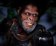 Planet Of The Apes Movie 2001 | Guide To Rick Baker: Monster Maker | Planet Of The Apes (2001)