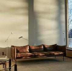 Tiki sofa from Fogia designed by Norwegian designer Andreas Engesvik