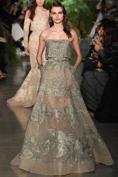 Elie Saab haute couture spring 2015: