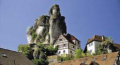 Traumstraßen Deutschlands - Fränkische Schweiz