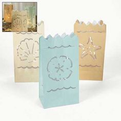 Summer Wedding Luminary Bags 3_2440-fx Can the same be done using a cricut?