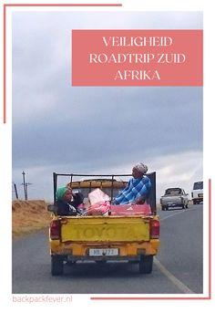 Zuid Afrika heeft niet echt een goed imago als het gaat om veiligheid. Ik krijg vaak de vraag of het wel verantwoord is om zelfstandig door Zuid Afrika te reizen. In dit artikel het antwoord. South Africa, Om, Road Trip, Adventure, Road Trips, Adventure Movies, Adventure Books
