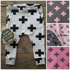 Ukkie in Style Baggy broekje - baby - kleding - tricot stoffen