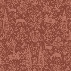 Woodland 10.05m x 53cm Wallpaper Roll
