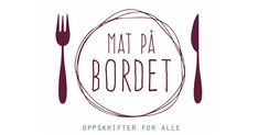 Oppskrifter for alle! Tableware, Dinnerware, Tablewares, Dishes, Place Settings