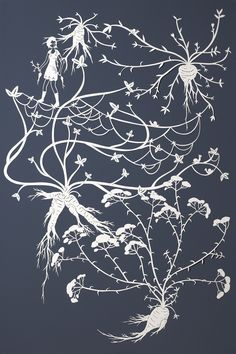 Tangled Vines by Saelee Oh