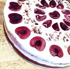 Raw Vegan Cheesecake from Local Juicery in Sedona, AZ