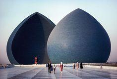 Iraq, 1984 - Baghdad's al-Shaheed Monument