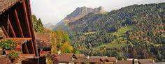 Gryon, Switzerland - loveliest hostel I have ever stayed in.
