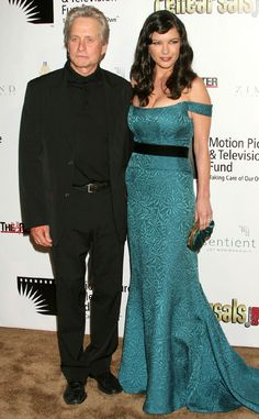 Do-Gooders from Catherine Zeta-Jones & Michael Douglas: Romance Rewind | E! Online