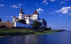 Замок Леке в Вестра-Гёталанде (Швеция) - Путешествуем вместе