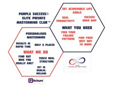 So, Who's coming to Ireland August 7th for Our Purple Success® Elite Private Mastermind Club™? http://purplesuccesseliteprivatemastermindclub7aug2014.eventbrite.com