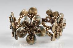 Preciosa Ornela Designs – Ripple beads   Leela Beads