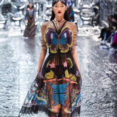 Butterfly me up   @mercedesbenz presents @marykatrantzou at Mercedes-Benz China Fashion Week   Thank you for having us #Beijing #MaryKatrantzou