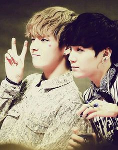 V and Junkook