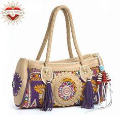 Bohemian Small Bag by Ibiza